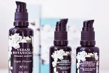 Artisan Natural Skincare Brands / A selection of UK artisan natural and organic skincare brands