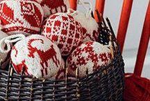 Joulu, koristeet, askartelu / Sekalaista kaunista