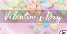 :: VALENTINE'S DAY :: / Valentine's Day crafts, treats, DIYs and other ideas.