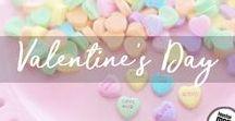 :: VALENTINE'S DAY :: / Valentine's Day crafts, treats, DIYs and other ideas.
