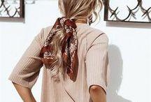 Mood / Accessoires, vêtements et autres inspirations de la rentrée #mode #woman #femme