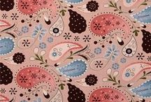 Sue Daley's Fabric Ranges