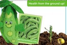 Kids' Health & Nutrition / by KidsGardening.org Shop