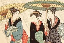 Ukiyoe Prints
