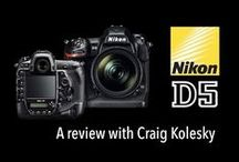 Photography Gear & Reviews / The latest cameras and photographic equipment.