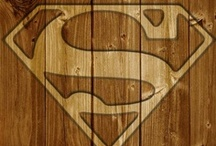 "Man of Steel / There is none more iconic than Superman (aka The Man of Steel) - Here is our ""Super-board"""