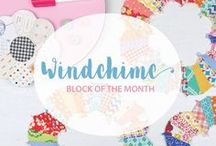 Sue Daley's Block of the Month