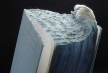 Book Art / whimsical, artful, special, spooky, & amazing