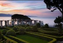 Italian Riviera Wedding Venues / Best Wedding Venues in Italy. An exclusive selection of the best wedding venues across the spectacular coastline and charming fishing villages of the Italian Riviera.