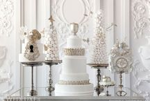 Wedding Cakes and Dessert Tables / Fabulous & Delicious Cakes and Dessert Table Ideas