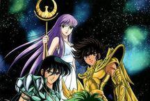 Cavaleiros do Zodíaco / Meu anime preferido