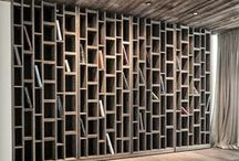 LIBRARY / LIBRARY INTERIORS DESIGN
