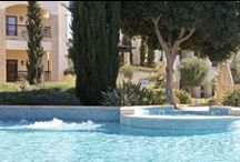 Intercontinental Aphrodite Hills, Cyprus / For my blog: http://www.nobackpacker.no