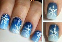 Kid Nails / Fun nail designs for both kids and adults.