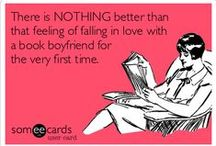 Book Quotes / Book quotes mostly about book boyfriends- something a girl can never have too many of.