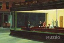 Portfolio d'artiste   Hopper