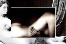 Anatomie Muzéo   Oeuvres encadrées / Muzéo.com, site de reproduction d'œuvres d'art en ligne, lance en édition limitée une série de dix passe-partout associés à dix images. L'idée est de sublimer une photographie en réinterprétant l'espace habituellement laissé neutre entre l'œuvre et son encadrement : une association de deux images qui donne à l'œuvre une toute autre dimension.