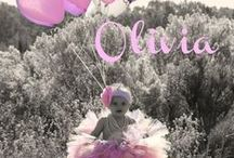 OLIVE'S 1ST BIRTHDAY - STRAWBERRY SHORTCAKE PARTY