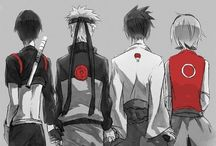 naruto / Parce que moi aussi je suis un ninja