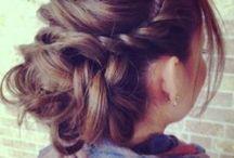 coiffures / Parce que c'est bow