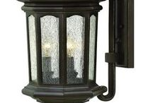 Outdoor Lighting / Lighting ideas for your patio, porch, and all of your outdoor landscape.