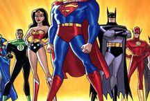 DC Comics / Todos heróis do universo DC