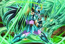 Shiryu / Cavaleiro de Bronze da constelação de Dragão