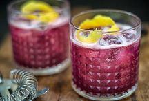 Cocktails & lemonades