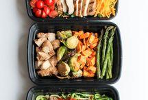Meal prep. - diet