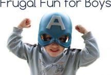 Activities for kids / by Rebecca Dvorak