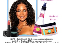 Natural Hair / Here are some of my videos about my naturally curly hair and here are the products that I use and love. Check them out.