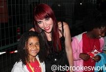 Celebrities I got to meet