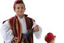 Girls and Boys costumes / Regional costumes for boys and girls, costume for Greek National Holidays!.