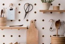 Stowaway / Clever storage and organisation
