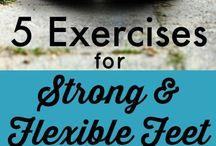 Exercise / by Rebecca Dvorak