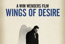 wings of desire • / Wings of Desire by Wim Wenders.