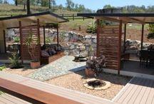 Modern Garden Design - Back Yard / Ideas for the back garden