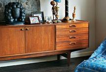 Mid Century dressers / Mid century dresser