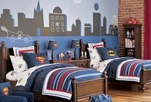 Boy's Bedroom Ideas