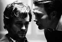 Embrace the madness / Hannibalism.