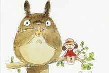 ☆*:.。.Studio Ghibli.。.:*☆ / These movies are beautiful  / by ゜゚・*:.。Sonja Kozuch。.:*・゜゚