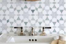 tiles / backsplash and tiles for bathroom and kitchen