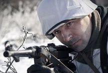 Korsunská kapsa 2011 / Vzpomínka na zoufalý pokus německých vojsk o únik z obklíčení při Korsunské operaci u města Čerkasy v Sovětském svazu na Ukrajině v zimě roku 1944.   Fotografie zde zveřejněné podléhají autorským právům - pokud je budete chtít použít, prosím kontaktujte mne. V případě použití prosím fotky neupravujte a jakkoliv neměňte.