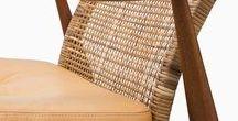 Weaving and Chairs / Intreccio e sedie
