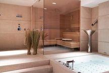 Humidroom / Washy wash in pleasant surroundings.