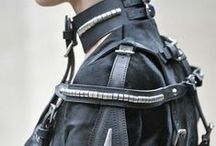Fashion - black, military, etc.