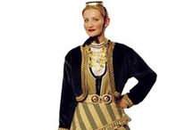 Hellenic Traditional Costumes | Pontos / A collection of Pontic Greek costumes.