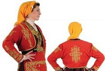 Hellenic Traditional Costumes | Asia Minor & Cappadocia
