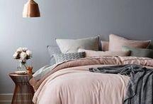 Klaasvakie / Guest bedroom ideas