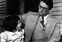 atticus finch / Perhaps the biggest compliment my daughter ever gave me is that I remind her of Atticus Finch.